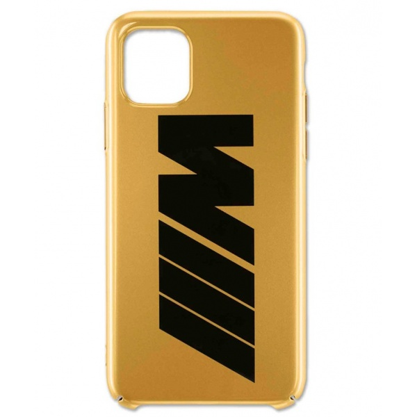 Husa Telefon Iphone 11 Pro Oe Bmw M Motorsport Lifestyle Gold 80212467720