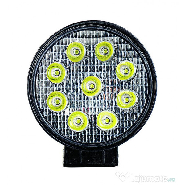 Proiector Led 27W 12/24V CH07 Flood Beam 60° Premium TCT-2644