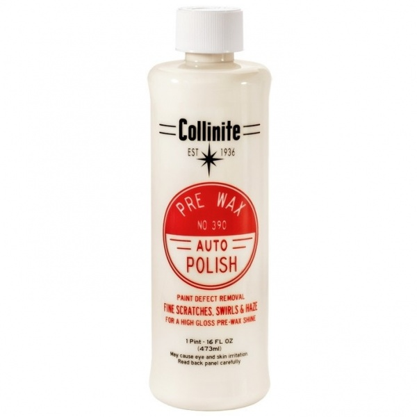 Pasta Polish Collinite 390 Pre Wax Auto Polish 473ML CO-390