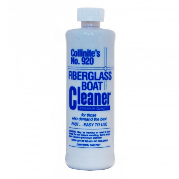 Curatitor Vopsea Ambarcatiuni Collinite 920 Fiberglass Boat Cleaner 473ML CO-920