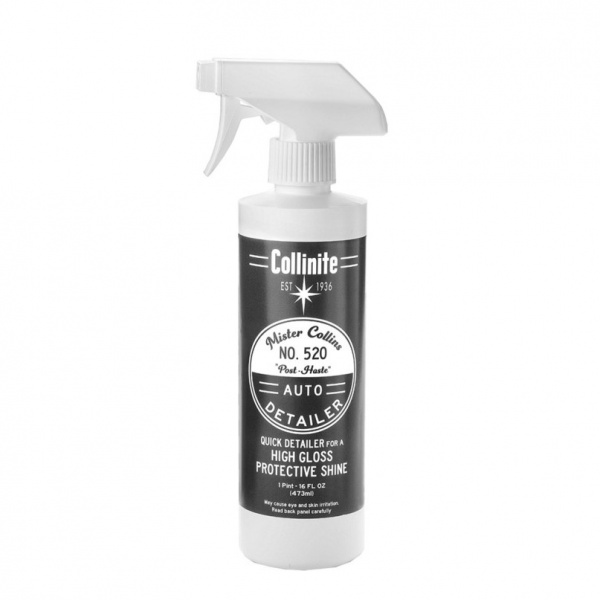 Solutie Detailing Rapid Collinite 520 Mister Collins Auto Detailer 473ML CO-520