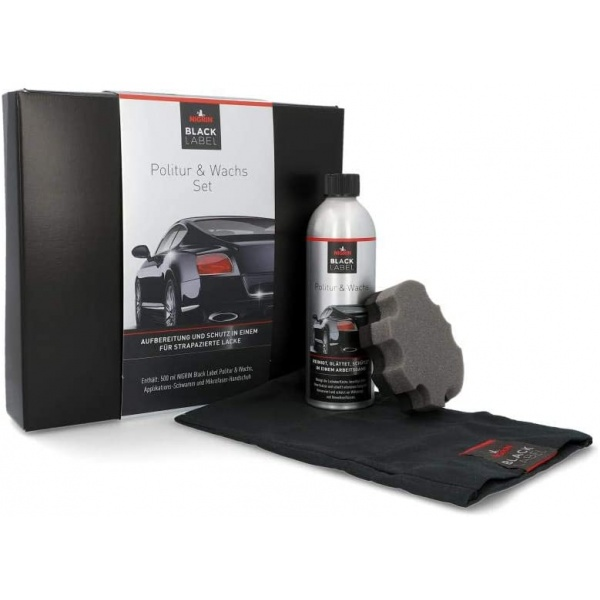 Nigrin Black Label Kit Polish + Ceara 72055