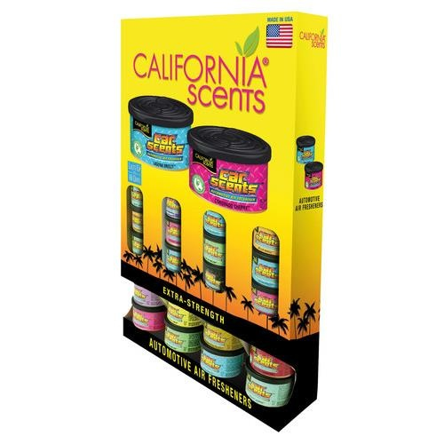 Odorizant California Scents Set 48 Buc Asortate