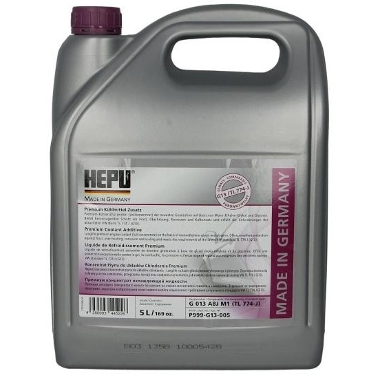 Antigel Hepu G13 Mov P999-G13 5L