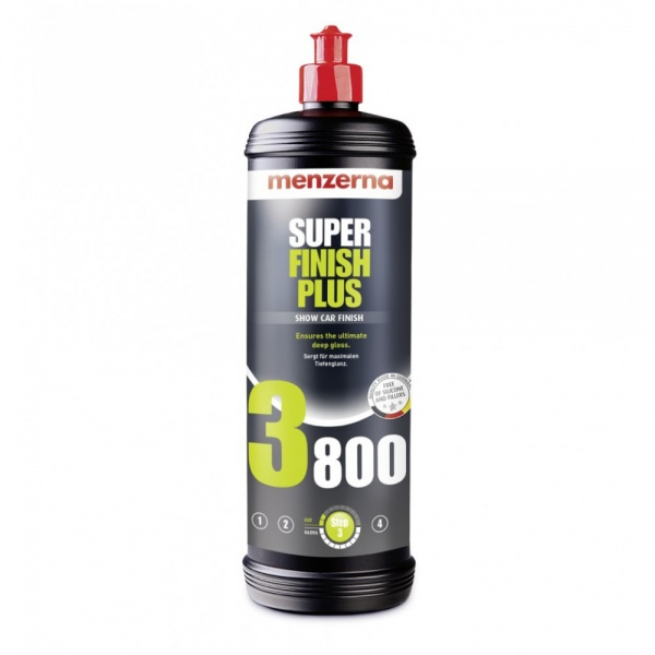 Menzerna Super Finish 3800 - Pasta Polish Super Finish 1L 1000SF4500