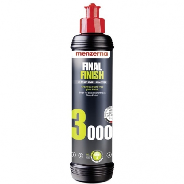 Menzerna Final Finish 3000 - Pasta Fina Polish 250ML 250FF3000