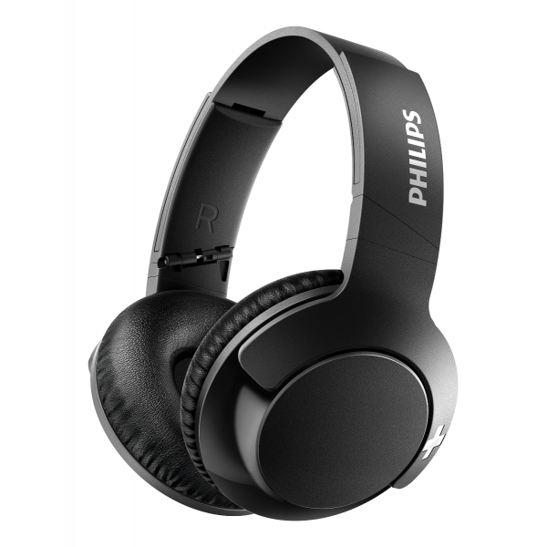 Casca Ovear Ear Philips Bluetooth Bass+ Negru SHB3175BK/00 43501438