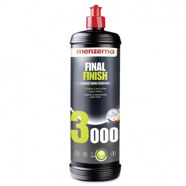 Menzerna Final Finish 3000 - Pasta Fina Polish 1L FF3000