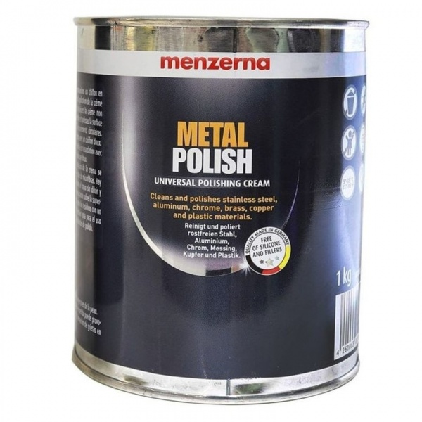 Pasta Polish Metale Menzerna Metal Polish 1KG ME-MP