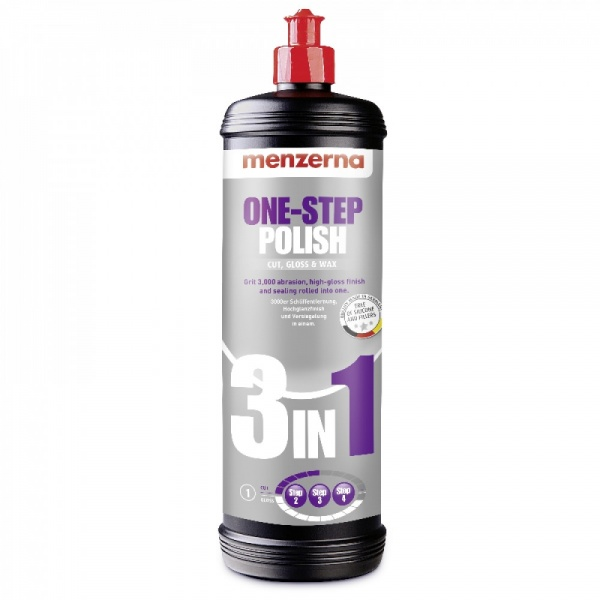 Menzerna One Step Polish 3 in 1 - Pasta Medie Polish 1L ME-OSP