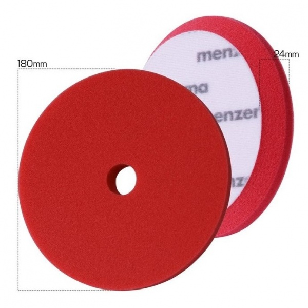 Burete Abraziv Polish Menzerna Heavy Cut 180mm MEN180R