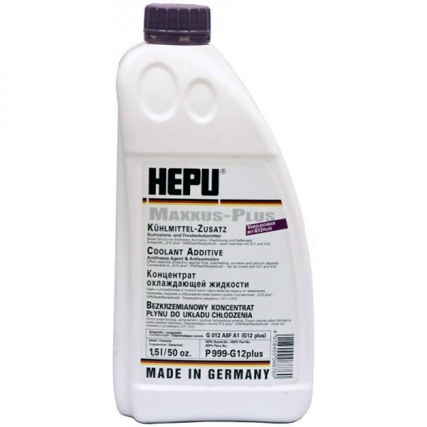 Antigel Hepu G12+ 1.5L