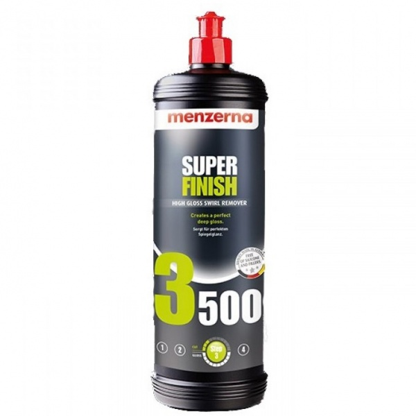 Menzerna Super Finish 3500 - Pasta Polish Finish 1L SFP3500