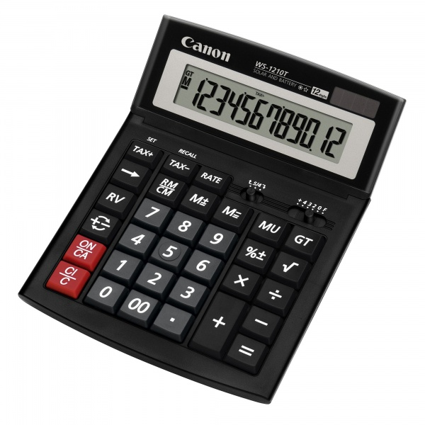 Calculator Birou Canon WS1210T