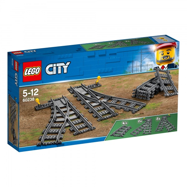 Lego City Macazurile 5-12 Ani 8 Piese 60238