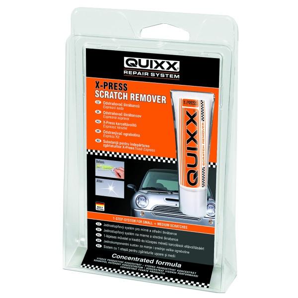 Quixx Pastă Concentrată Pentru Indepărtarea Zgârieturilor De Pe Suprafețele Metalice Vopsite 10GR 10060