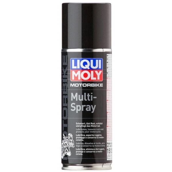 Spray Multifunctional Liqui Moly Motorbike 200ML 1513