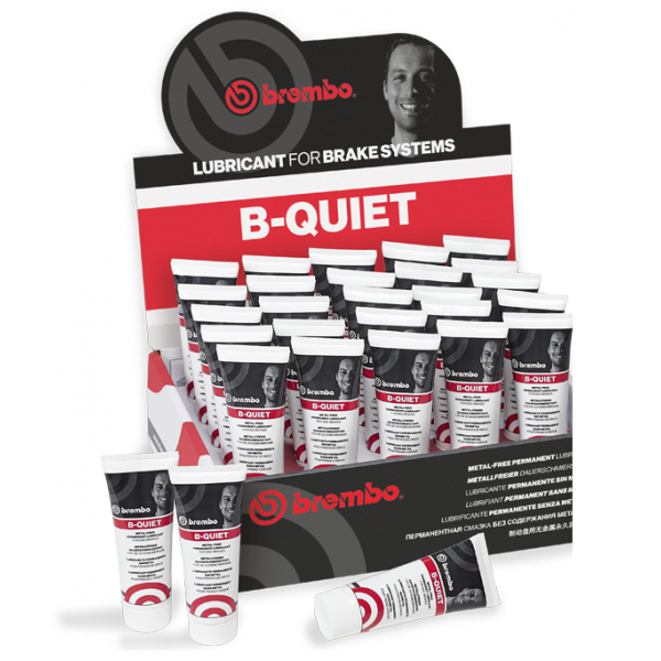 Set 25 Buc Brembo Pasta Placute Frana B-Quiet 75ML G00075