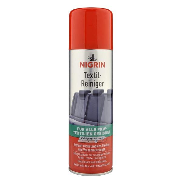 Nigrin Spray Spuma Curatat Tapiteria Textil-Reiniger 300ML 72981