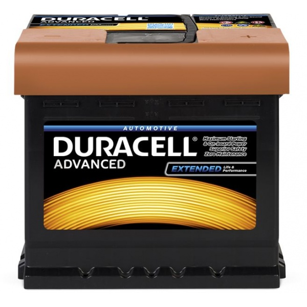 Baterie Duracell Advanced 44Ah 12V 420A 013544090801