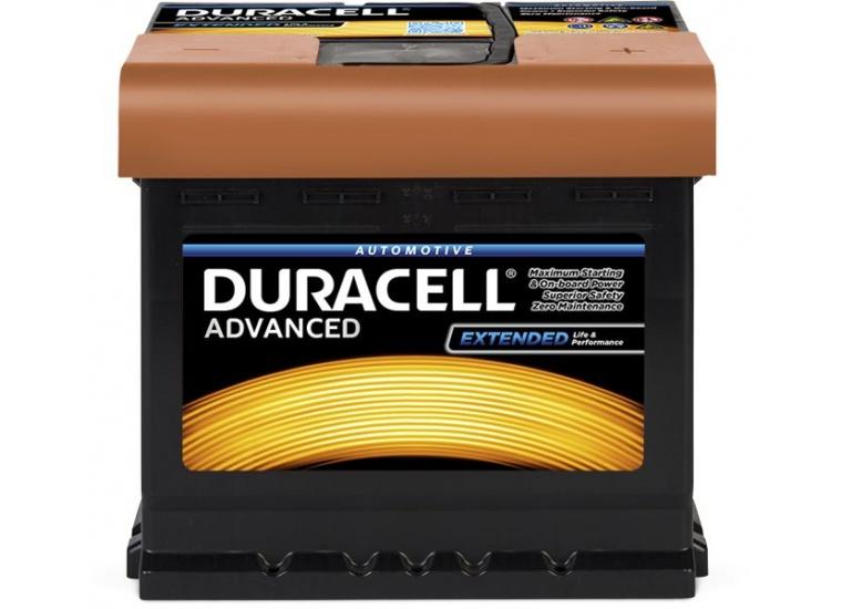 Baterie Duracell Advanced 44Ah 12V 420A 013544090801