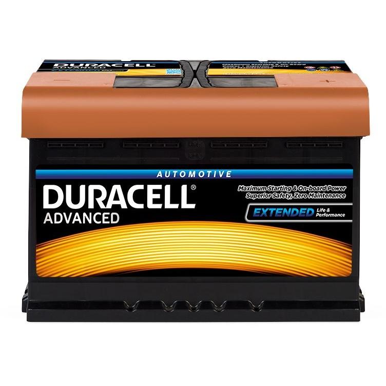 Baterie Duracell Advanced 77Ah 12V 680A 013577420801