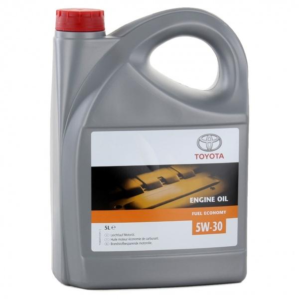 Ulei motor Toyota Fuel Economy 5W-30 5L 08880-80845