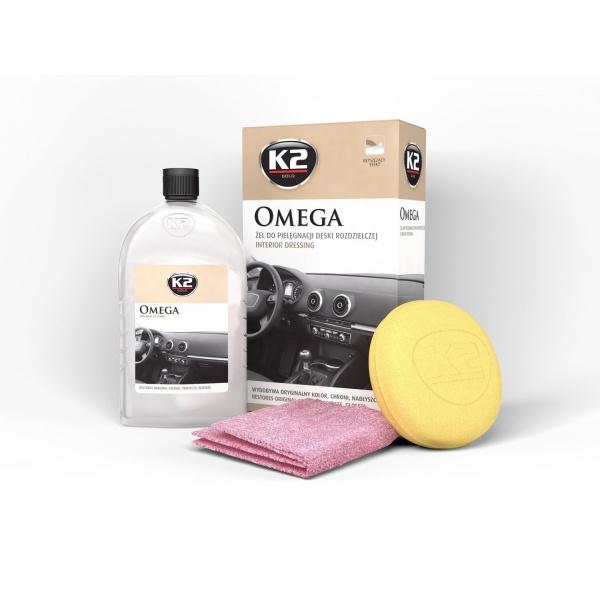 K2 Kit Intretinere Bord Premium Omega 500ML G410