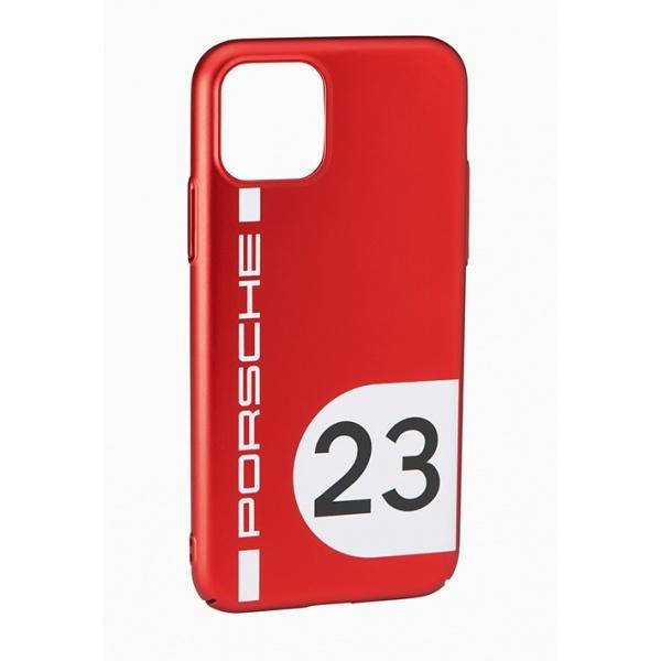 Husa Telefon Oe Porsche 917 Salzburg Iphone 11 Rosu / Alb WAP0300020L917