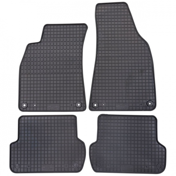 Set Covorase Auto Cauciuc Petex Audi A4 B6 2000-2004 Model: 13110PX