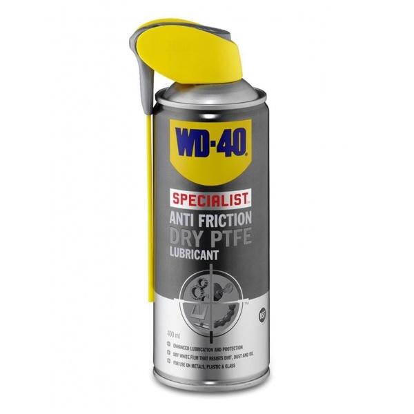 Wd-40 Spray Lubrifiant Uscat Dry PTFE 400ML