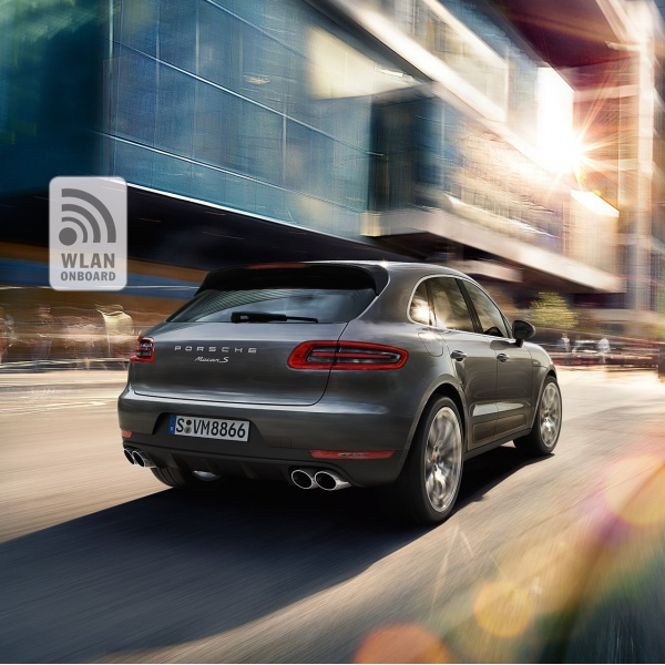 Acces La Internet Wireless Oe Porsche Macan 95B 2014→ 95B04490020