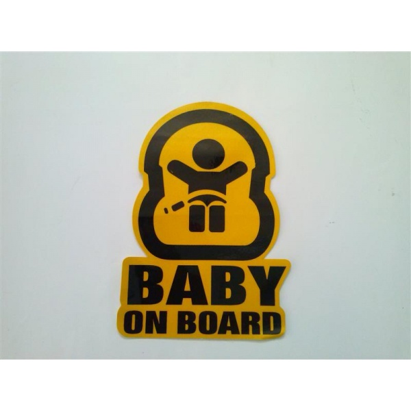 Abtibild Baby On Board