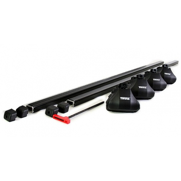 Thule Bare Transversale Smart Rack 118CM TH784000