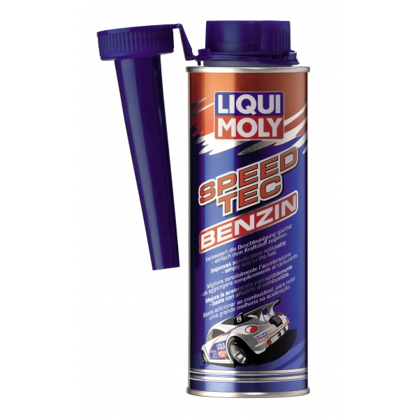 Liqui Moly Aditiv Benzina Speed Tec 3720 250ML