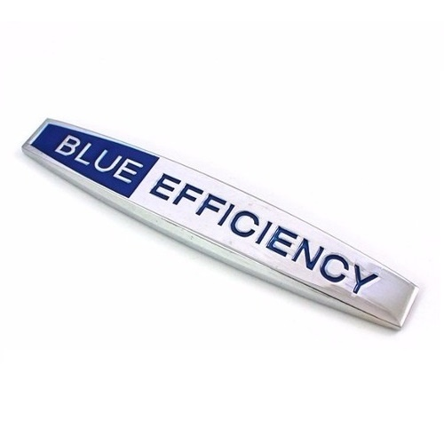 Emblema Blue Efficiency