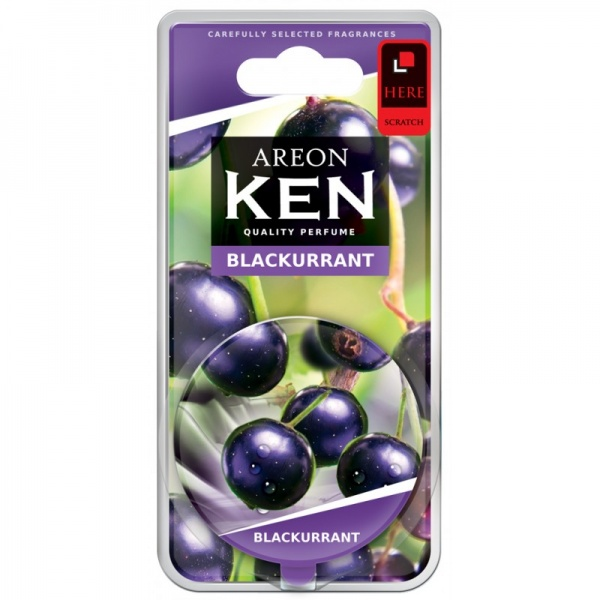Odorizant Areon Ken Blackcurrant