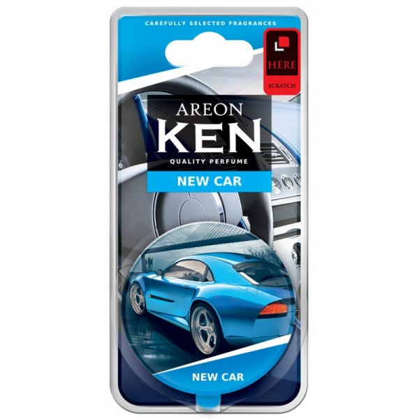 Odorizant Areon Ken New Car