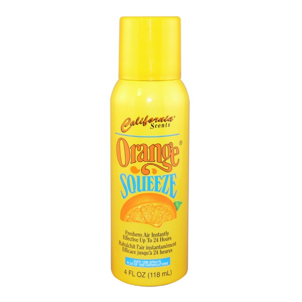 Odorizant California Scents Spray Orange Squeeze 100ML