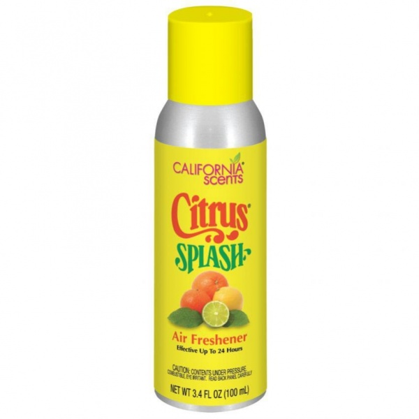 Odorizant California Scents Spray Citrus Splash 100ML