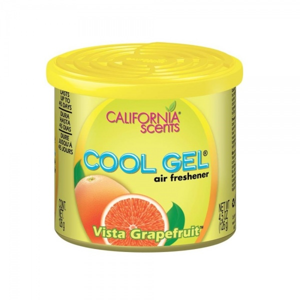 Odorizant California Scents Cool Gel Vista Grapefruit