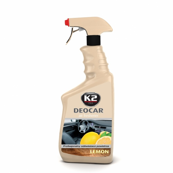 K2 Odorizant Deocar Lemon 700ML