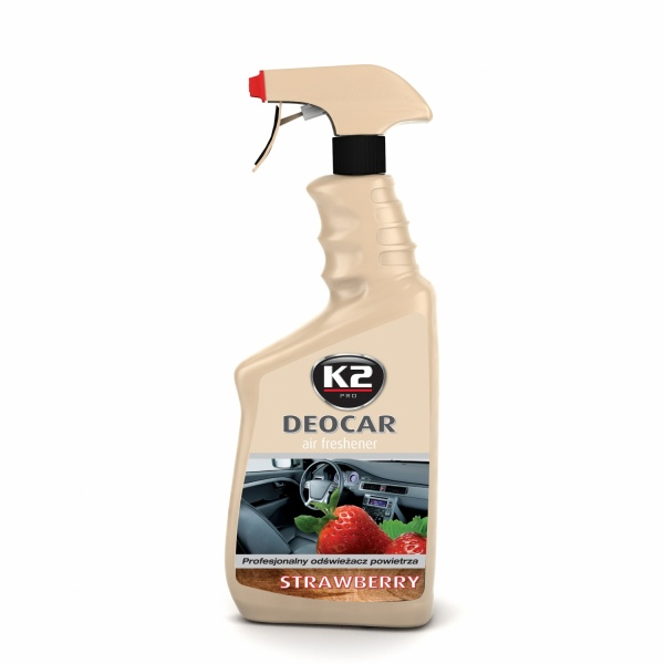 K2 Odorizant Deocar Strawberry 700ML