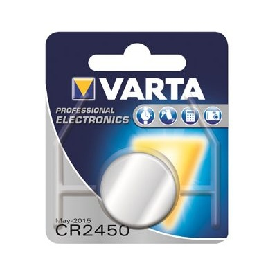 Baterie Varta Litiu CR2450 3V