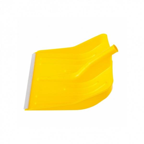 Lopata De Zapada Galbena Plastic Cu Terminatie Aluminiu 400 х 420MM Fara Coada Сибртех 61616