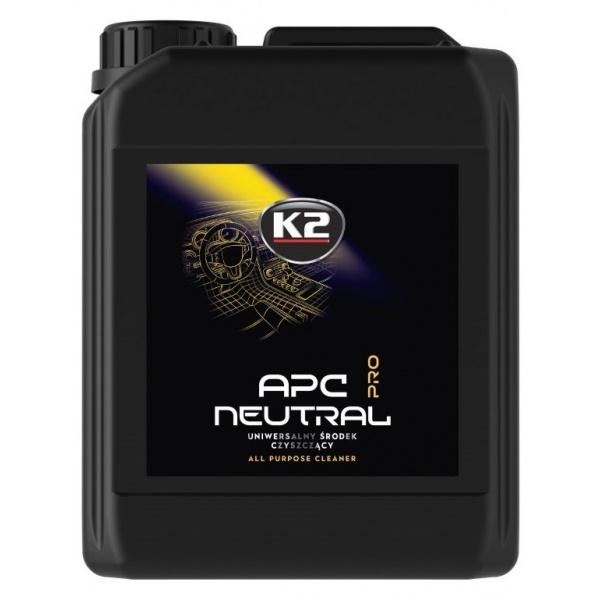 K2 Apc Neutral Pro Solutie Curatat Universala 5L D0005