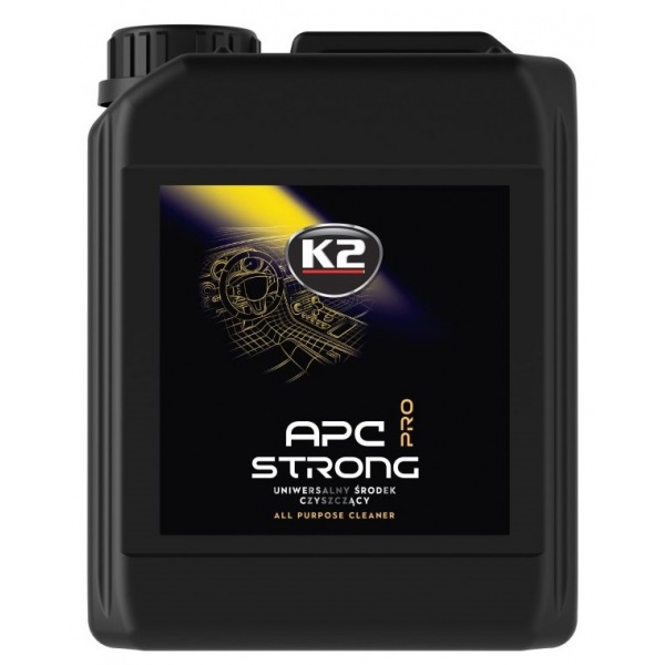 K2 Apc Strong Pro Solutie Curatat Universala 5L D0015