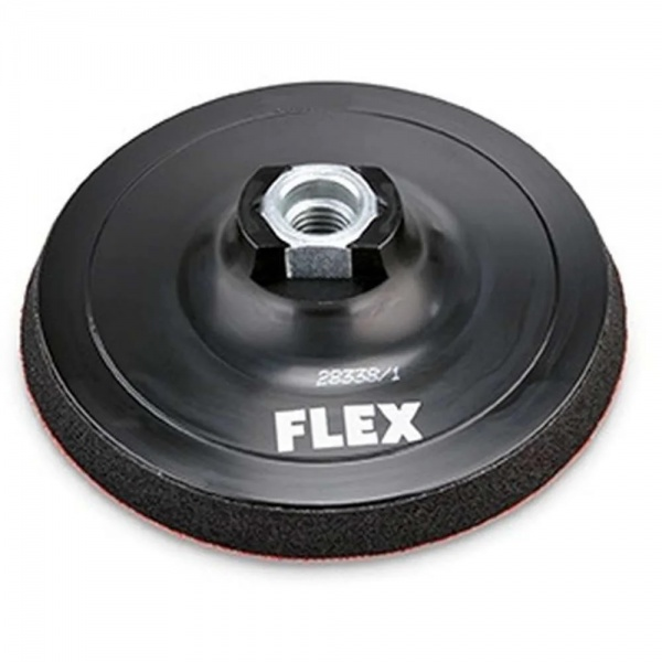 Taler Velcro Flex BP-M D150 M14 150MM 350745