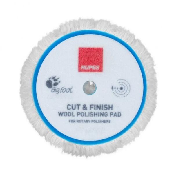 Blana Polish Abraziv Si Fin Rupes Rotary Wool Pad 180MM 9.BL180F