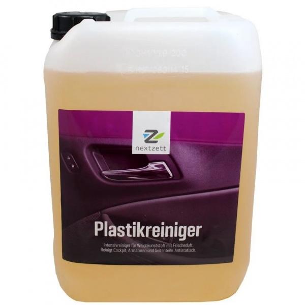 Solutie Curate Plastice Nextzett Plastic Deep Cleaner 10L 92442515